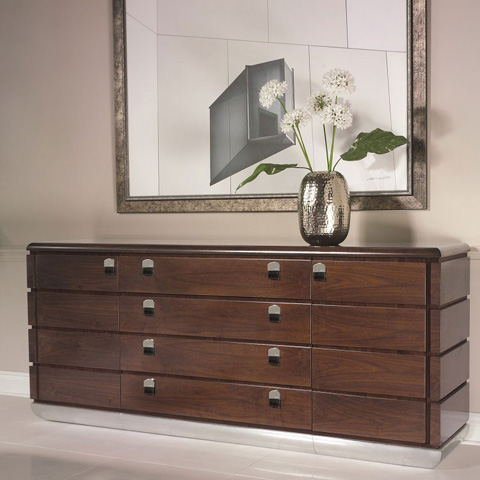Image of Credenza with Drawers