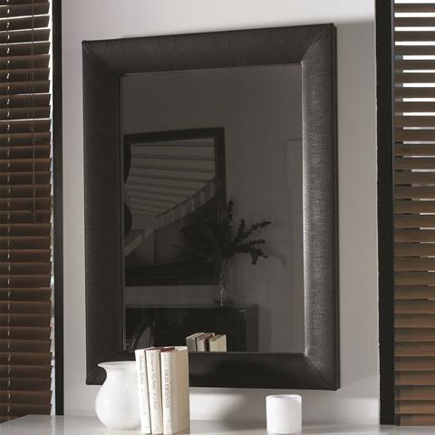 Hurtado - Upholstered Mirror - MN4011