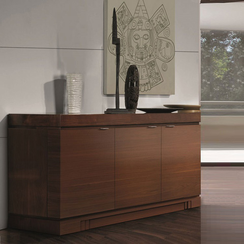 Image of Credenza with 3 Doors