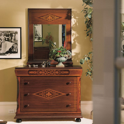 Hurtado - Chest and Mirror - 302488
