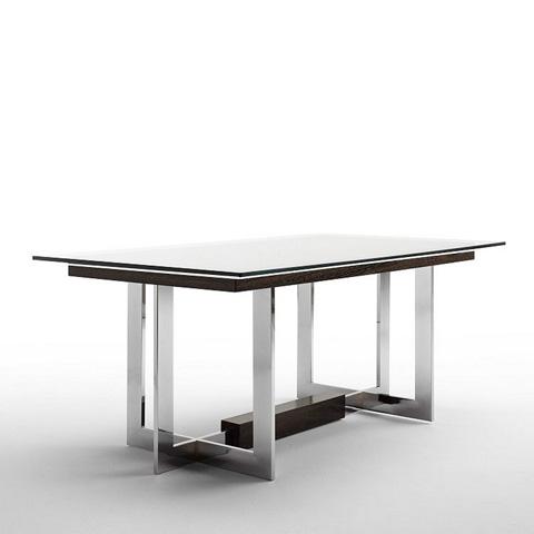 Hurtado - Glass Dining Table - CT0007-1