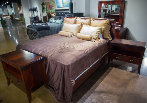 Image of Five Piece King Bedroom Set
