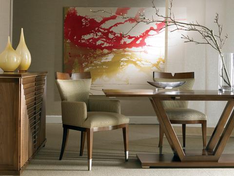 Hickory White - V-Back Side Chair - 531-66