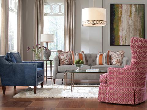Huntington House - Accent Chair - 7188-50