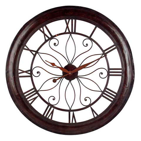 Image of Oversized Wall Clock