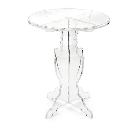 IMAX Worldwide Home - Prestige Acrylic Accent Table - 13210
