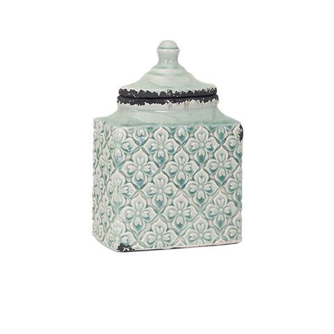 IMAX Worldwide Home - Rigney Medium Ceramic Canister - 13303