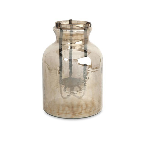IMAX Worldwide Home - Jenay Small Jar Lantern - 20244