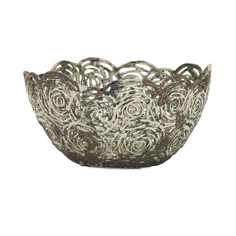 IMAX Worldwide Home - Kai Cutwork Bowl - 25341