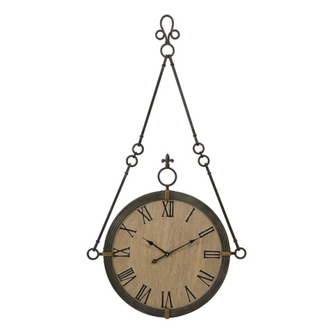 IMAX Worldwide Home - CKI Alexander Wall Clock - 27515