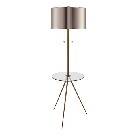 IMAX Worldwide Home - Largent Floor Lamp - 31422