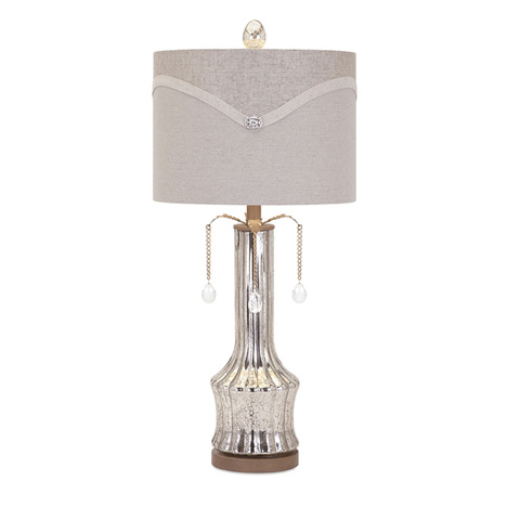 IMAX Worldwide Home - Bejeweled Table Lamp - 31430