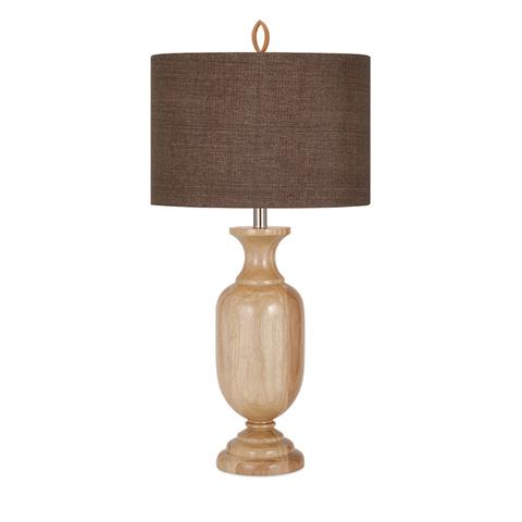 IMAX Worldwide Home - Tatum Wood Lamp - 31432