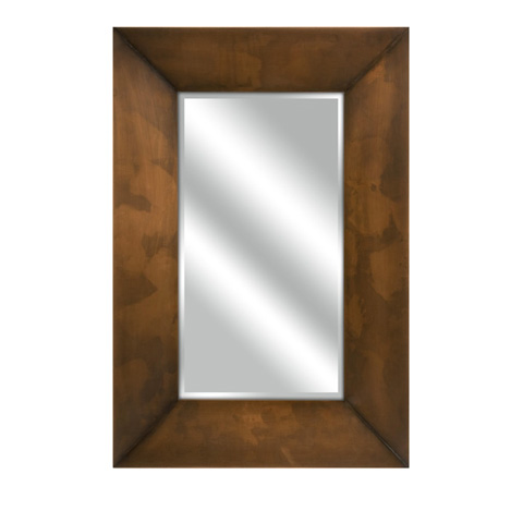 Image of Spier Copper Plated Mirror