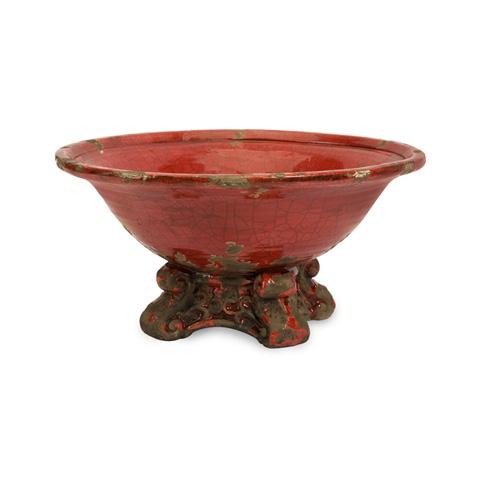 IMAX Worldwide Home - Pena Pedestal Bowl - 50270
