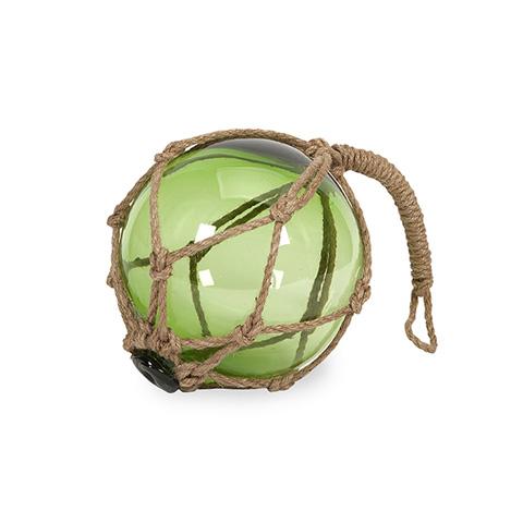 IMAX Worldwide Home - Green Buoyant Glass Float - 50755