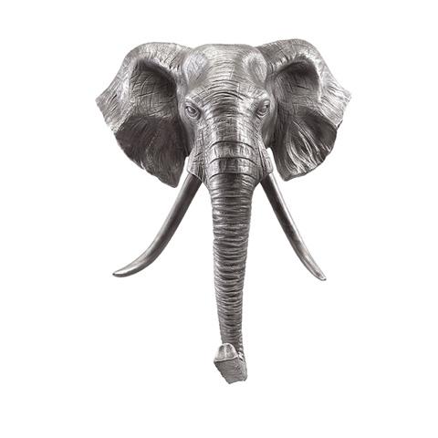 IMAX Worldwide Home - Rizzo Elephant Wall Decor - 53094