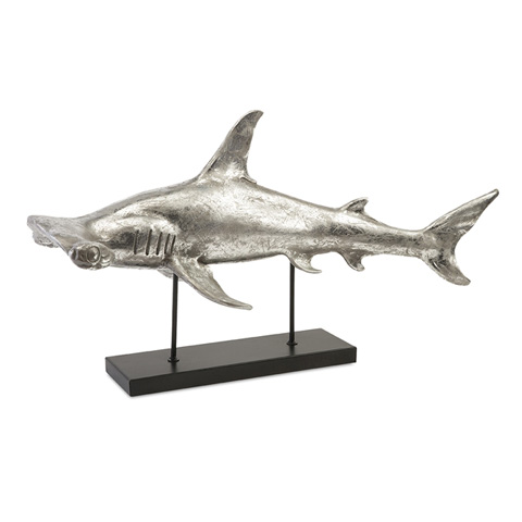 IMAX Worldwide Home - Branca Shark - 53101