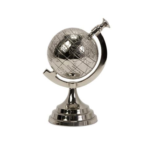 IMAX Worldwide Home - Celio Aluminum Globe - 60068