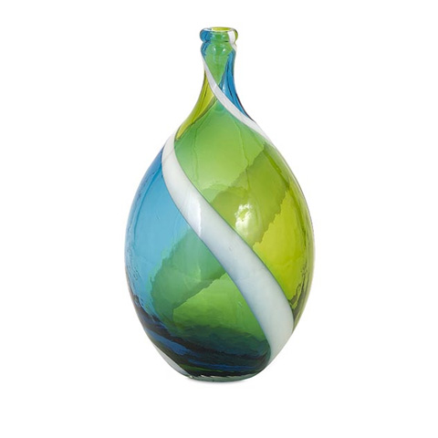 IMAX Worldwide Home - Cambria Large Glass Vase - 65440