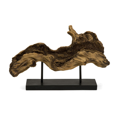 IMAX Worldwide Home - Berne Drift Wood Sculpture - 70253
