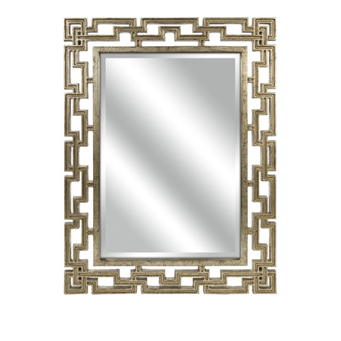 IMAX Worldwide Home - CKI Rectangle Wall Mirror - 70375