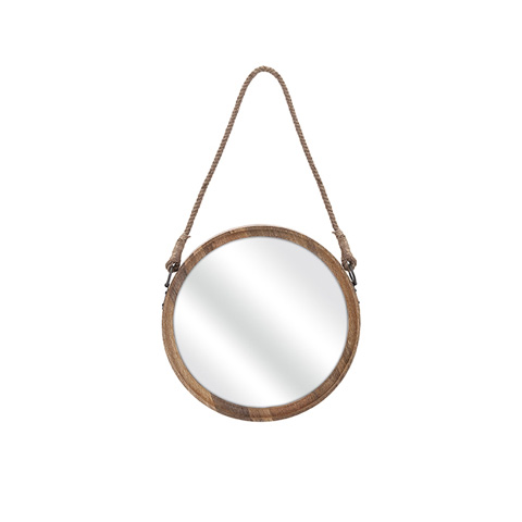 IMAX Worldwide Home - Senga Small Wood Mirror - 71811