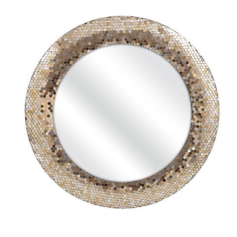 IMAX Worldwide Home - Shani Mosaic Mirror - 71812