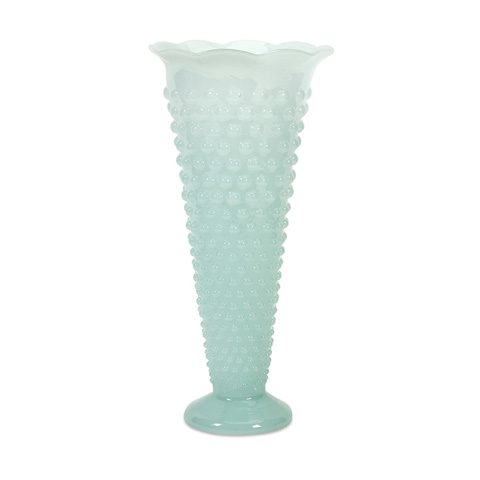 IMAX Worldwide Home - Florina Milk Glass Vase - 73232