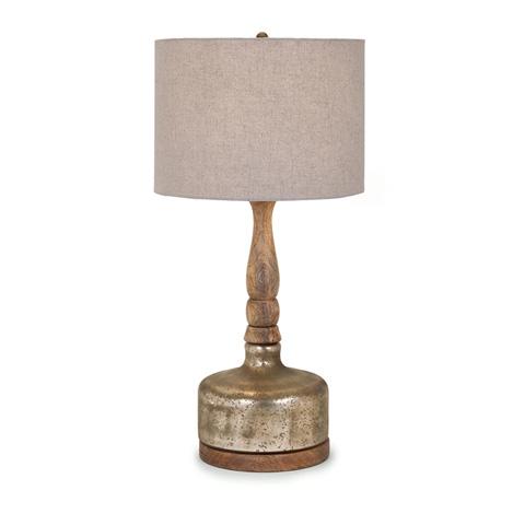 IMAX Worldwide Home - Mairi Glass Lamp - 73413