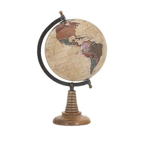 IMAX Worldwide Home - Bente Globe - 73423