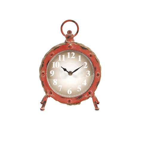 IMAX Worldwide Home - Lane Round Clock - 74318