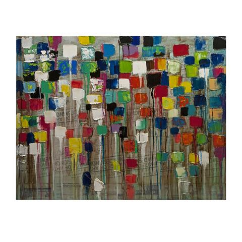 IMAX Worldwide Home - Tapani Oil Painting - 76229