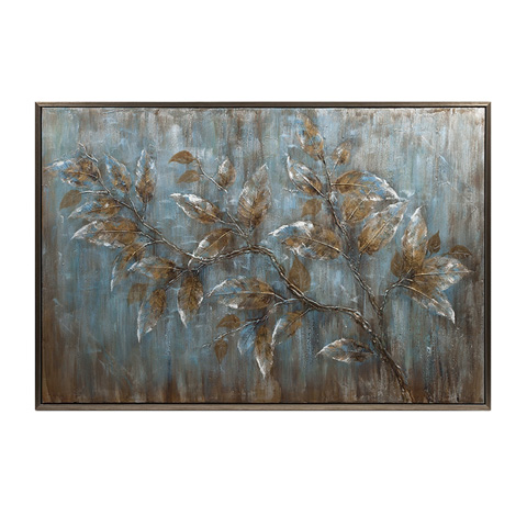 IMAX Worldwide Home - Peverell Framed Oil Painting - 76234