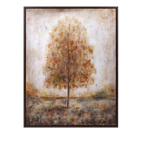 IMAX Worldwide Home - Singular Framed Oil Painting - 76260