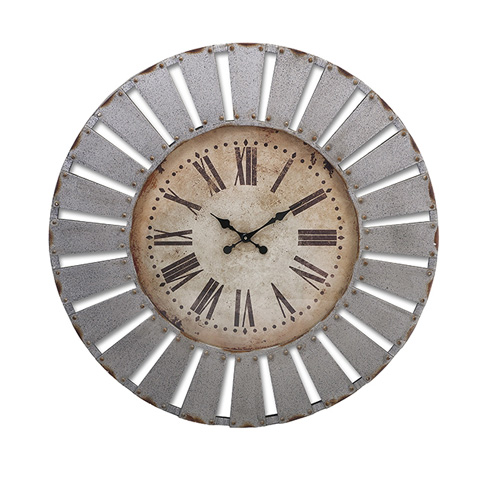 Image of Dees Iron Clock