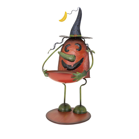 IMAX Worldwide Home - Olivia the Pumpkin Witch - 88624
