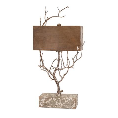 IMAX Worldwide Home - Sherwood Metal Tree Lamp - 89388