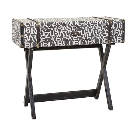 IMAX Worldwide Home - Margie Trunk Console - 96412