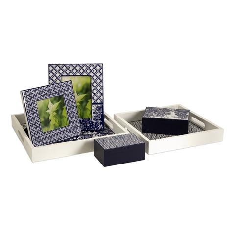 IMAX Worldwide Home - Missy Desk Accessories - Set of 6 - 97200-6