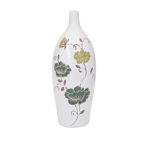 IMAX Worldwide Home - Sarina Floral Vase - 25320