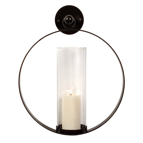 IMAX Worldwide Home - Wall Candleholder - 56085