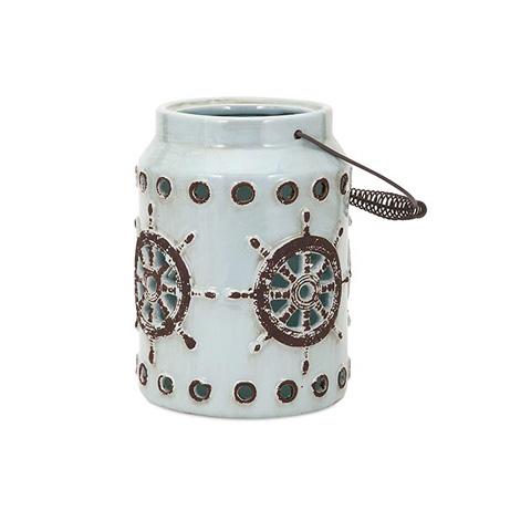 IMAX Worldwide Home - Neely Small Nautical Lantern - 69280