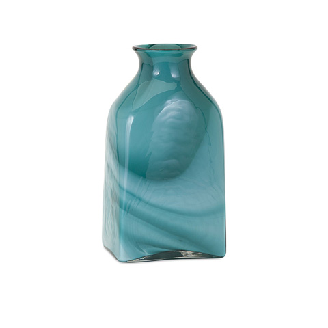 IMAX Worldwide Home - Andes Small Glass Vase - 73257