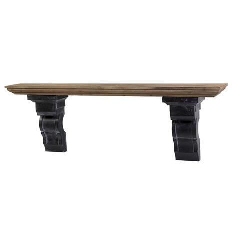 IMAX Worldwide Home - Corriander Wood Shelf - 87401