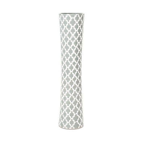 IMAX Worldwide Home - Alexa Large Ceramic Vase - 87575