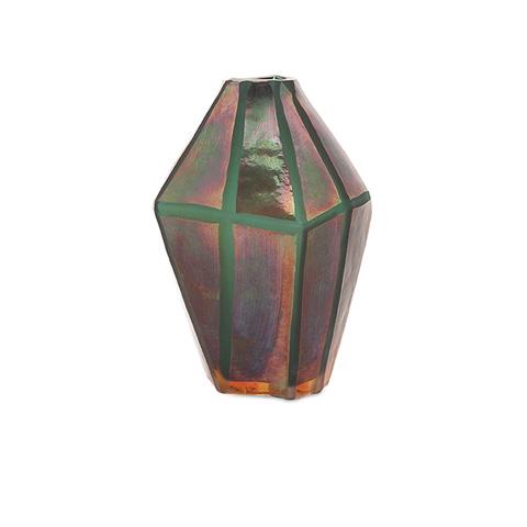 IMAX Worldwide Home - Lukensia Large Green Vase - 89356