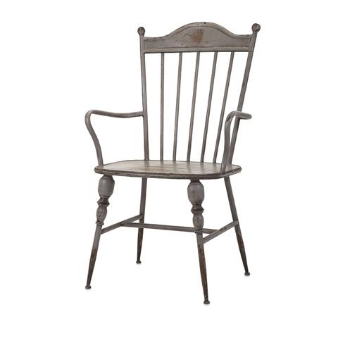 IMAX Worldwide Home - Chatham Metal Arm Chair - 89633