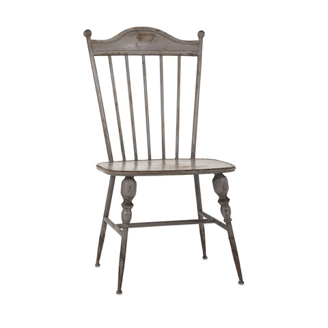 IMAX Worldwide Home - Chatham Metal Side Chair - 89634