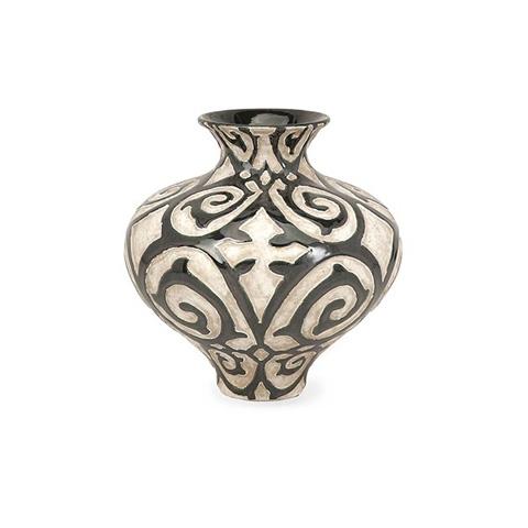 IMAX Worldwide Home - Benigna Short Vase - 89681
